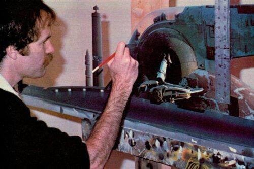 [Films] Photos personnelles et inédites de Peter Mayhew (Chewbacca) Bdlvym10