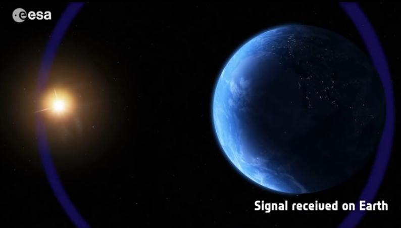 Rosetta : réveil et approche de 67P/Churyumov-Gerasimenko Scree161