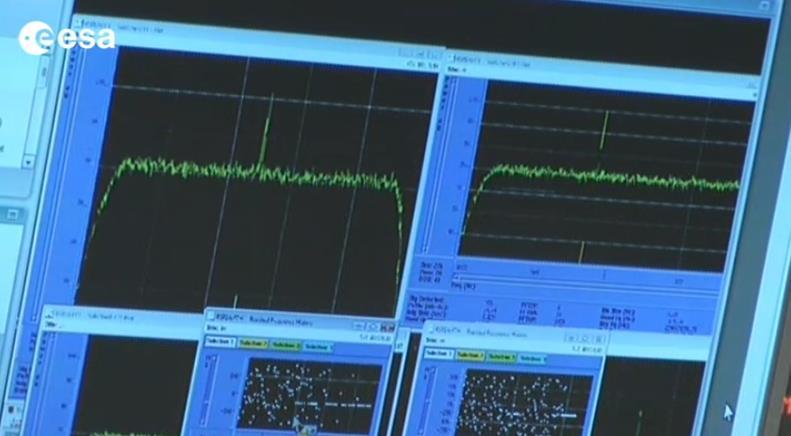 Rosetta : réveil et approche de 67P/Churyumov-Gerasimenko - Page 3 Scree166