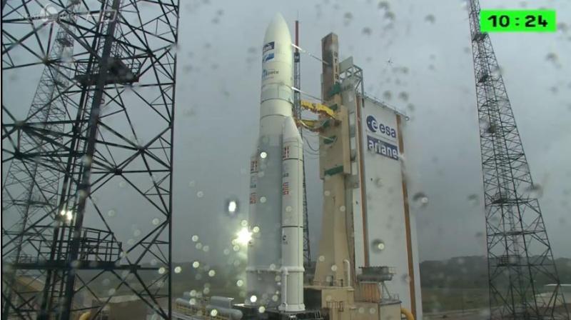 Lancement Ariane 5 ECA VA217 / ABS 2 & ATHENA FIDUS- 6 fevrier 2014 - Page 3 Scree200