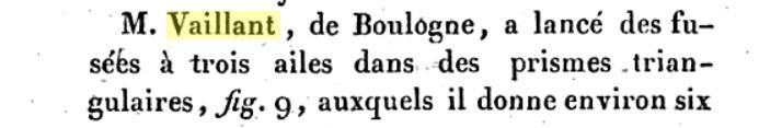 Le précurseur VAILLANT 1821_ Scree226