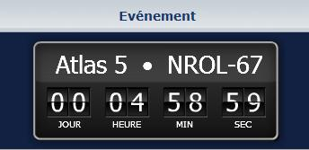 Lancement Atlas-5/NROL-67 - 10.04. 2014 Scree338