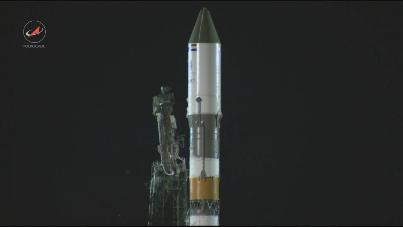 Soyouz-U (EgyptSat-2) - 16.04.2014  Scree350