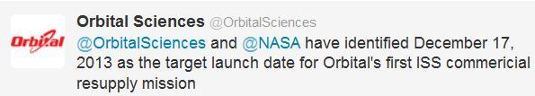 Lancement Antares - Cygnus.2 (Orb.1) - 09 Janvier 2014 Screen42