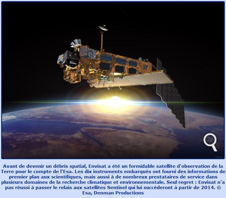 ENVISAT: futur débris spatial de 8 tonnes - Page 2 Screen45