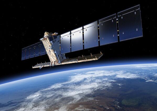 Soyouz-ST-A VS07 (Sentinel-1A) - 03.04.2014 Sent10