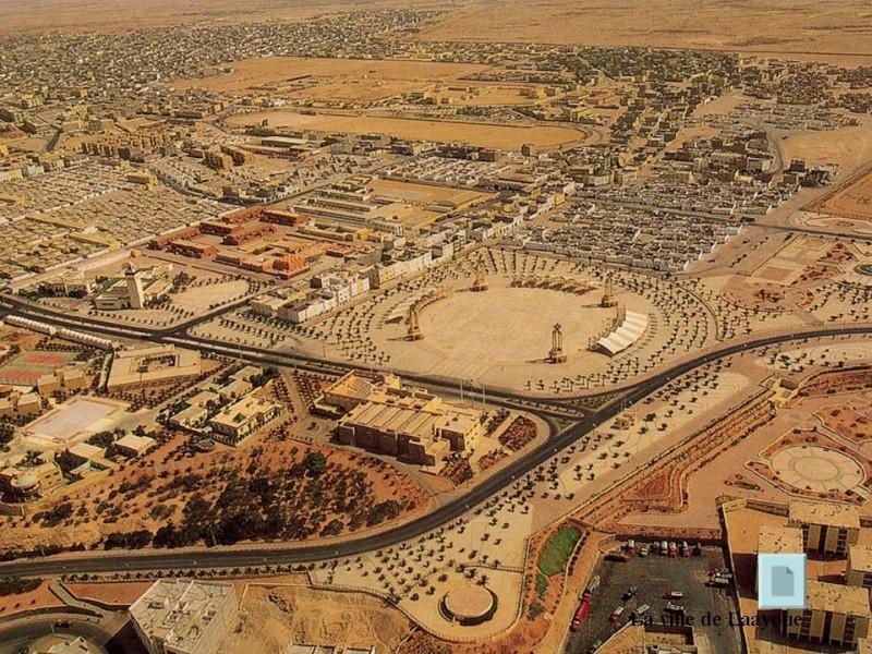 الصحراء المغربية: من رحل و مترحلون الي متحضر و متمدن Laayou13