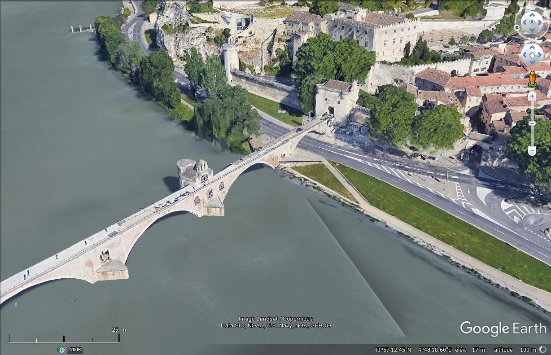 Google Earth 3D (Vidéo) - Page 2 Avigno10