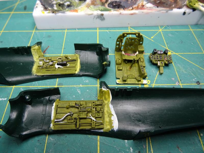 Mitsubishi A6M5 in 1:48 und A6M2b in 1:72 Dsc00216