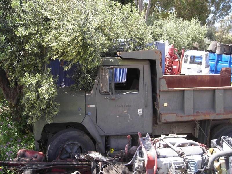 autocarri militari vintage prima e dopo conflitti bellici Dscn3541