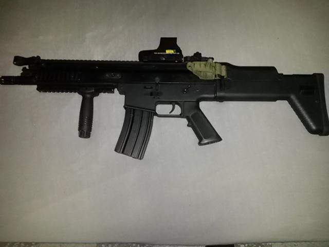Upgrade SCAR-L 20140110