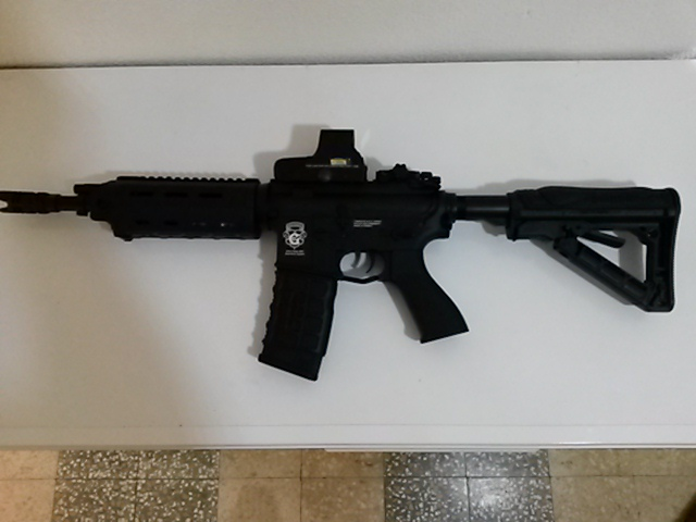 [review] GR4 G26 G&G Armament 20140412