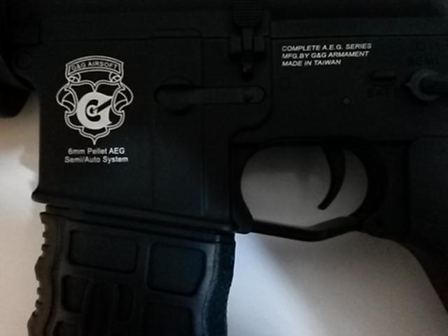 [review] GR4 G26 G&G Armament 20140413