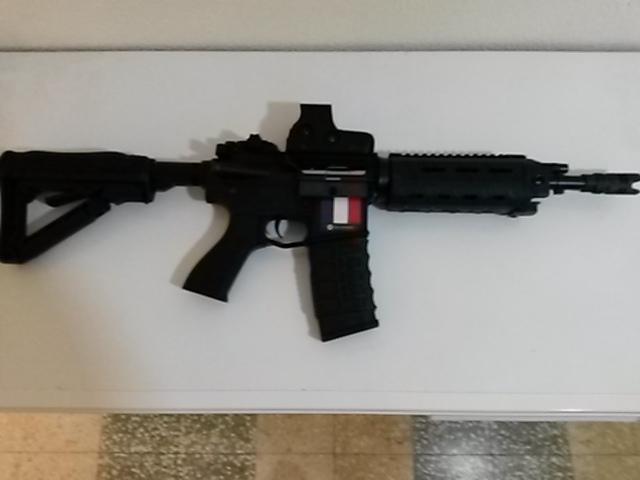 [review] GR4 G26 G&G Armament 20140415