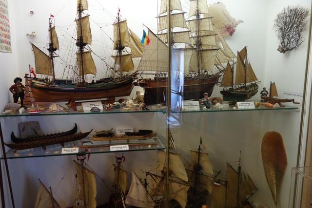 Besuch bei einem Schiffsmodellbauer Gynter10