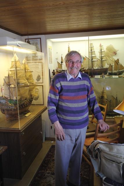 Besuch bei einem Schiffsmodellbauer Schatt10