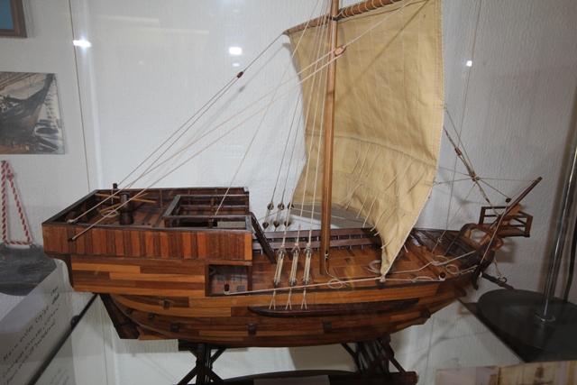 Besuch bei einem Schiffsmodellbauer Schatt16