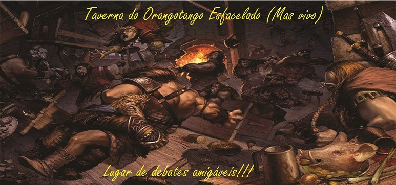 Taverna do Orangotango Esfacelado (mas vivo)