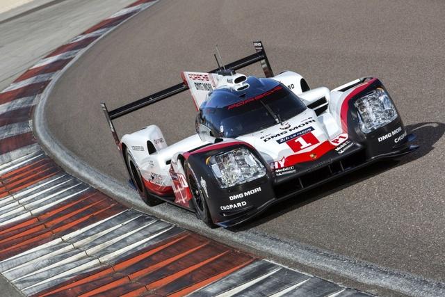 Endurance (Auto) - 24h du Mans - Page 4 Porsch10