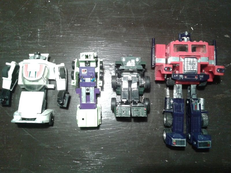 transformers - vari transformers G1 loose commander 20160911