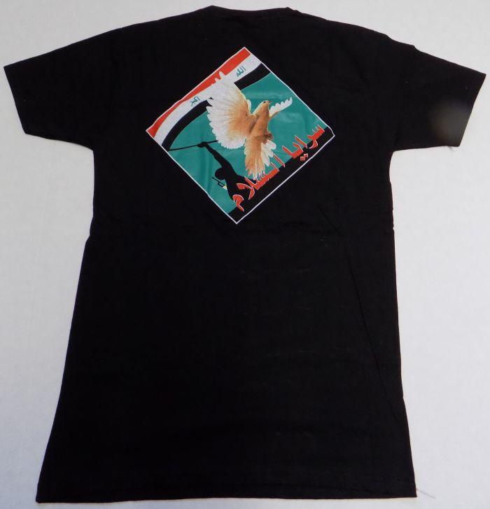 Peace Brigade Tee Shirt Peace_12