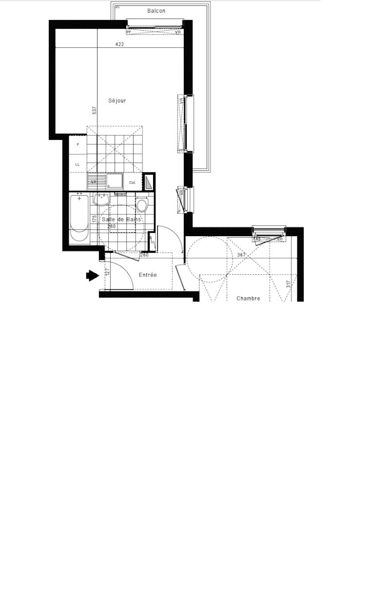 Conseil pour cuisine, salle à manger et salon d'un appartement neuf! Cuisin11