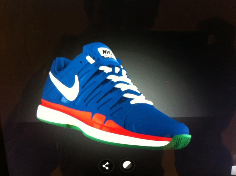 Nike Vapor ID, nessuno le ha customizzate? Foto110