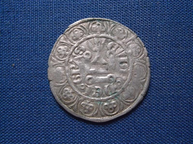 Gros d'argent de Eudes IV - Duché de Bourgogne. Dscf0223