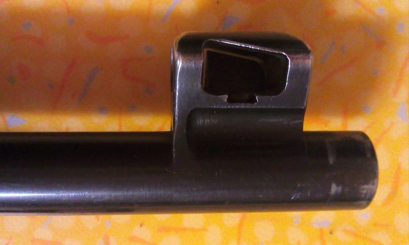 Fusil Mauser 1898/29 perse Photo023