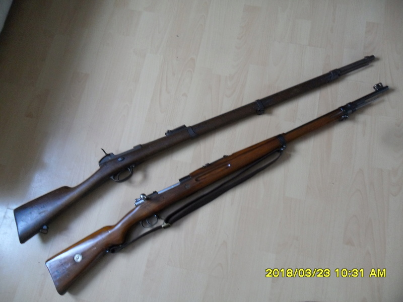 Fusil Mauser 1898/29 perse Sam_1510