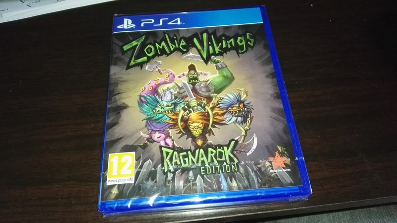 [VDS] HOMEBREW PS4 ZOMBIE VIKINGS NEUf SOUS BLISTER 20€ FDPIN  Img_2012
