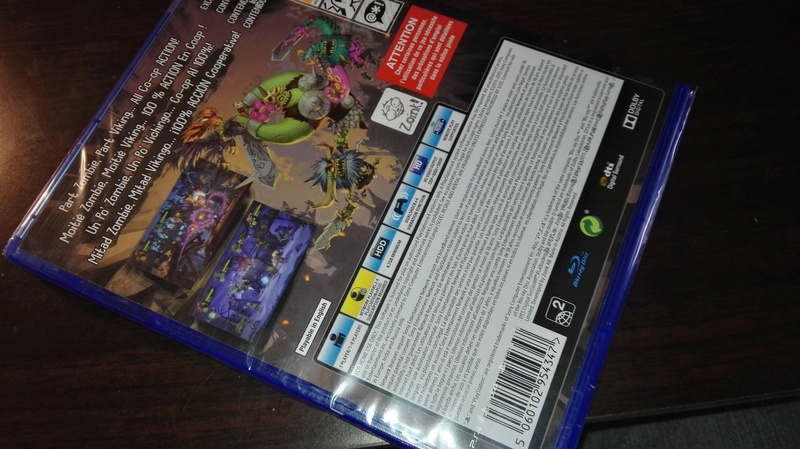 [VDS] HOMEBREW PS4 ZOMBIE VIKINGS NEUf SOUS BLISTER 20€ FDPIN  Img_2013
