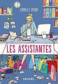 [Perri, Camille] Les assistantes 61sn6x10