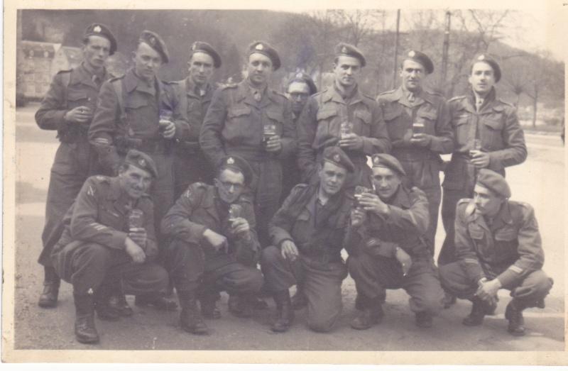 J'étais soldat au 2e Bataillon de Fusiliers Louis Laeremans 6-1110