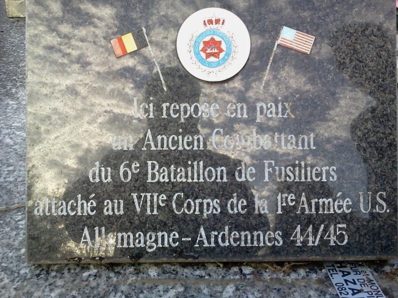 J'étais soldat au 2e Bataillon de Fusiliers Louis Laeremans 6-1410