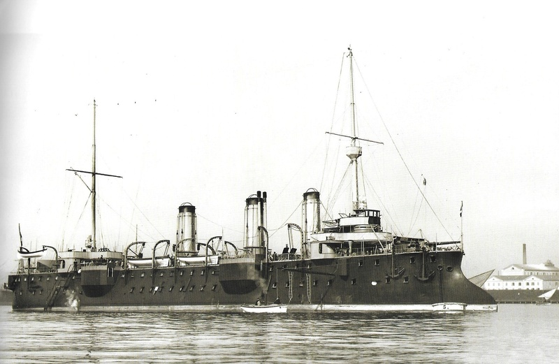Navires de guerre Français 1914-1918 A1010