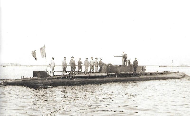 Navires de guerre Français 1914-1918 - Page 2 A416