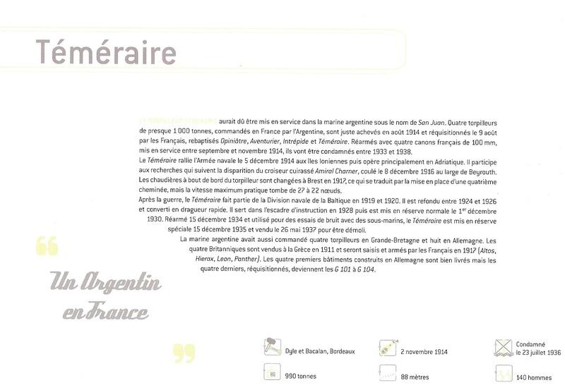 Navires de guerre Français 1914-1918 - Page 2 A512