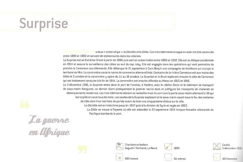 Navires de guerre Français 1914-1918 - Page 2 A515