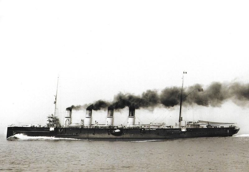 Navires de guerre Français 1914-1918 A610