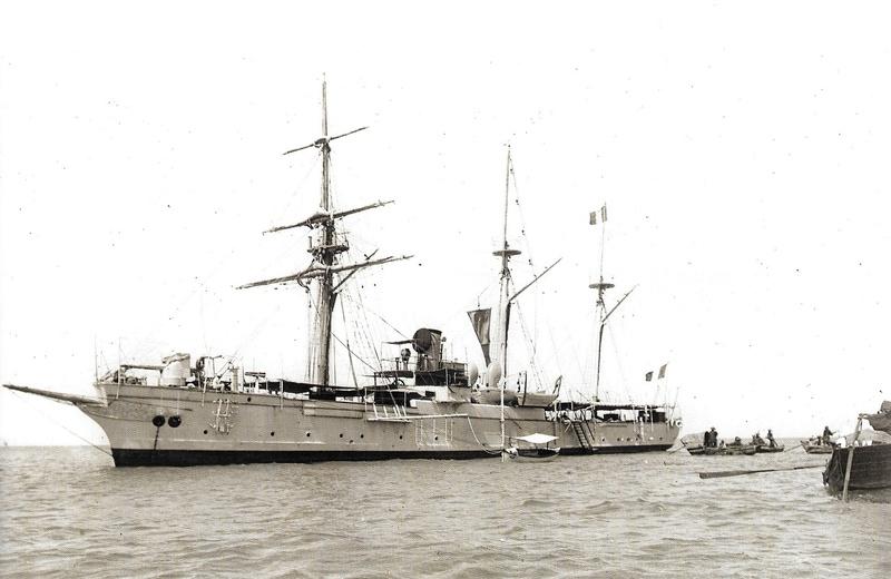 Navires de guerre Français 1914-1918 - Page 2 A615