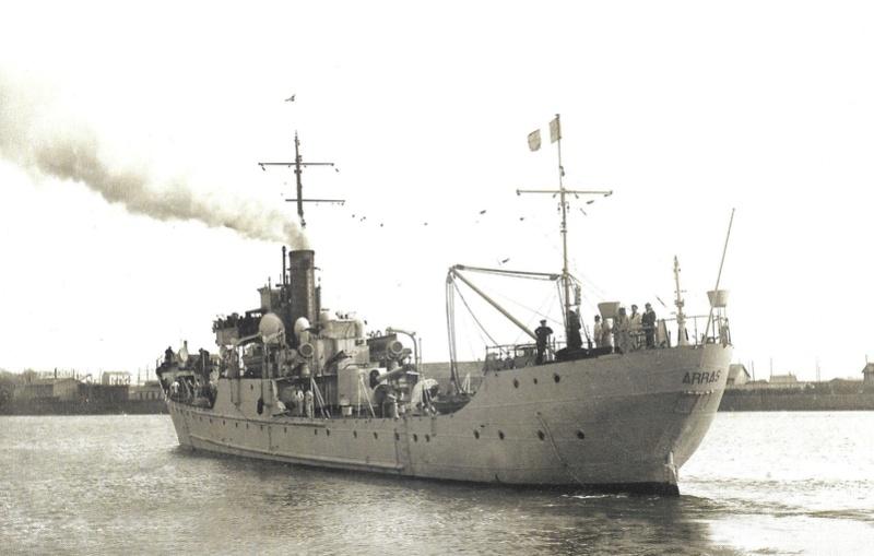 Navires de guerre Français 1914-1918 - Page 2 A617
