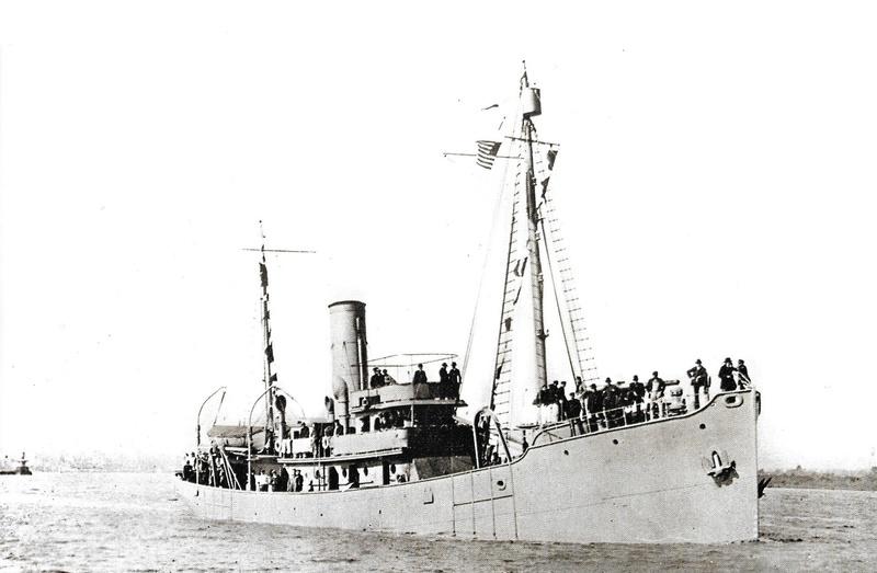 Navires de guerre Français 1914-1918 - Page 2 A619