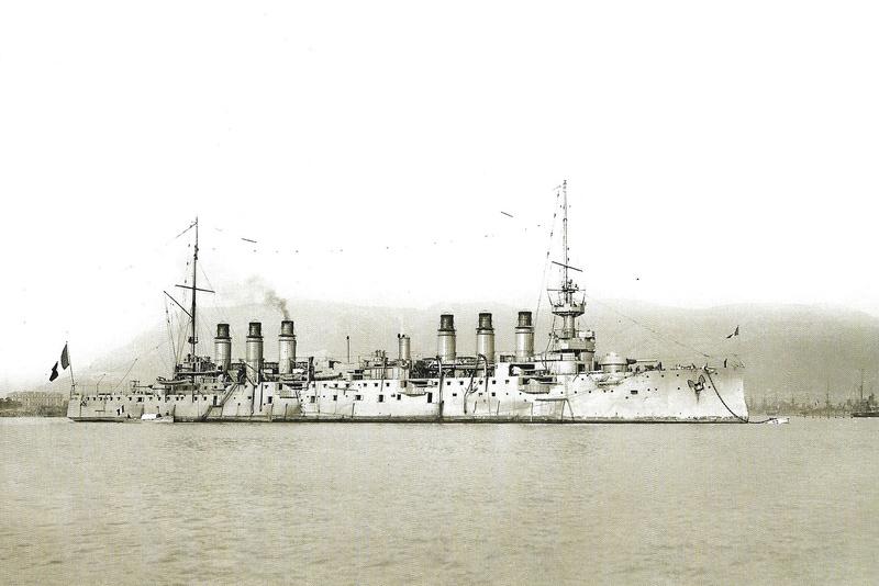 Navires de guerre Français 1914-1918 Ja210