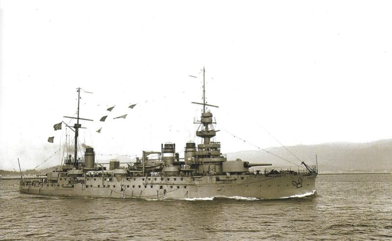 Navires de guerre Français 1914-1918 Justic11