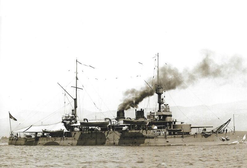 Navires de guerre Français 1914-1918 Req210