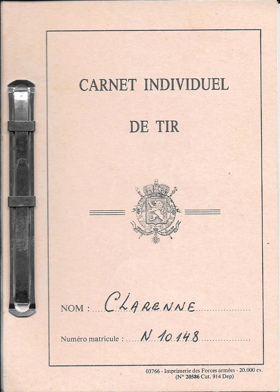 Carnet de Tir Tir111