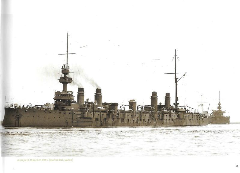 Navires de guerre Français 1914-1918 Un410