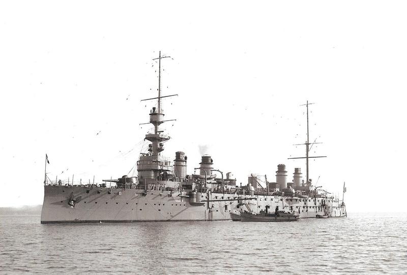 Navires de guerre Français 1914-1918 Un610