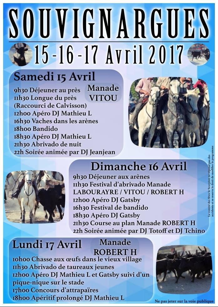 Souvignargues - Fête de Pâques 15-16-17 Avril 2017 Img_2110